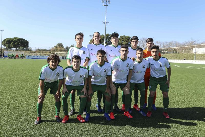 Andalucía jugará de nuevo una fase final Sub-16. Los andaluces logran el  pase tras conocer los resultados de la última jornada e7486fdb0f191